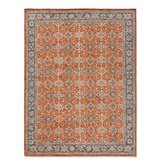 Gaston Hand-knotted Wool Area Rug