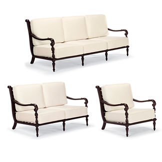 British Colonial Tailored Furniture Covers