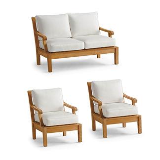 Small Cassara Tailored Furniture Covers