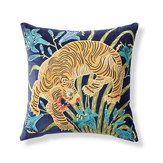 Bengal Decorative Pillow Cover