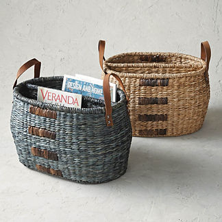 Genevieve Carry-all Basket