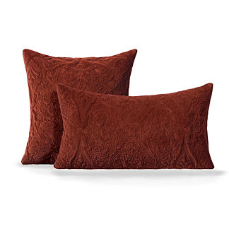 Marseille Velvet Decorative Pillow Covers