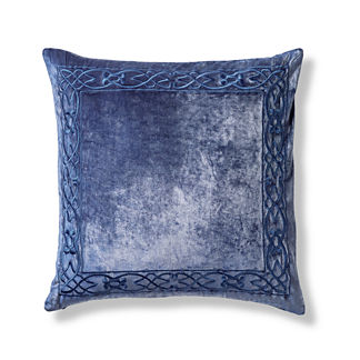 Melrose Viscose Velvet Decorative Pillow Cover