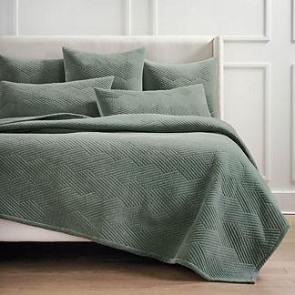 Farrah Velvet Bedding