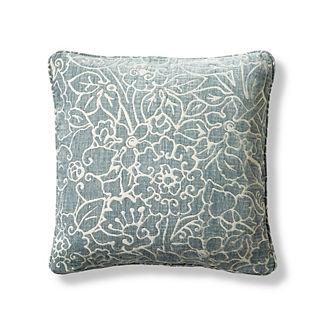Caprice Vintage Decorative Pillow Cover