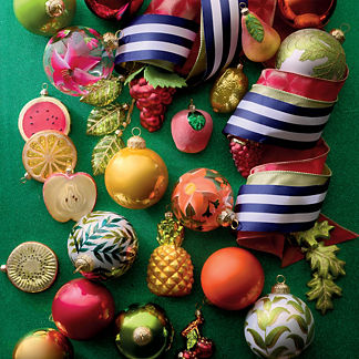 Holiday Grove 30-piece Ornament Collection