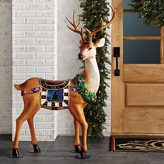 Ellesmere Standing Reindeer
