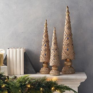 Decorative Jeweled Tree