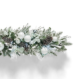 Frosted Nights Outdoor Garland