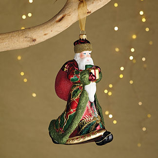 Yuletide Wonder Jeweled Ornament