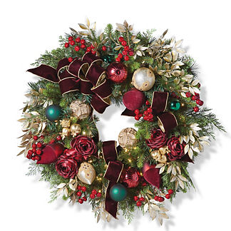 Regal Glee Wreath