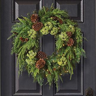 Hamilton Greenery Wreath
