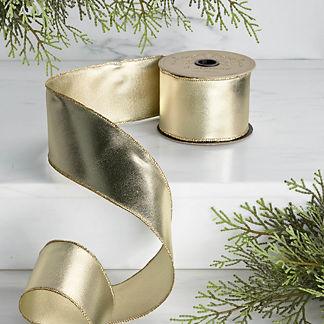 Metallic Foil Ribbon