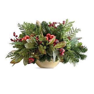 A Wonderful Christmas Arrangement