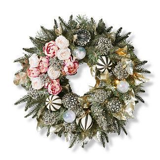 First Blush Wreath