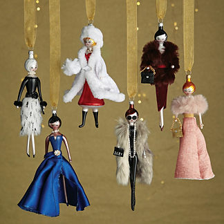 The Fashion Ladies Ornaments