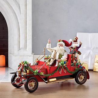 Mark Roberts Santa's Vintage Car