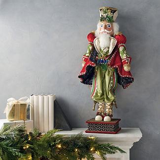 Mark Roberts Medium Christmas Tradition Nutcracker Santa