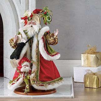 Mark Roberts Santa's Mail Call Figure