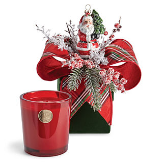 Lux 14oz Candle in Holiday Gift Box Noel