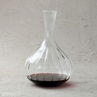 L'Atelier du Vin Carafe Lignes & Bouchon Corolle Decanter