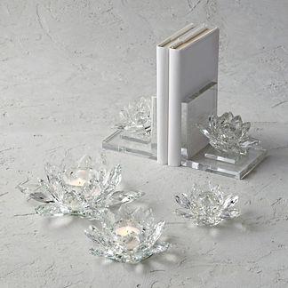 Dahlia Crystal Accessories