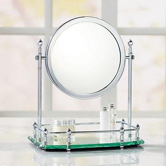 Belmont Vanity Mirror and Tray