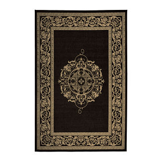 Medallion Outdoor Rug