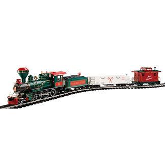 Night Before Christmas Train Set