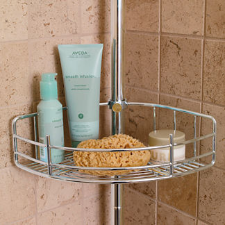 Extra Basket Accessory for Tension-mount Shower Butler