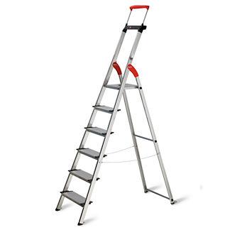 6-step Aluminum Ladder