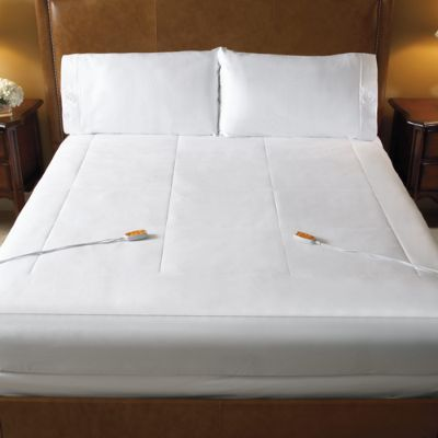 Thera-Topper Heated Mattress Pad | Frontgate