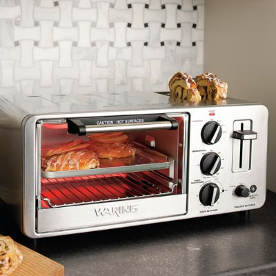 Waring Pro Toaster Oven and Toaster