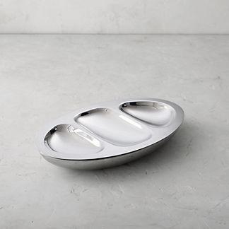 Super Chill Oval Sectioned Server
