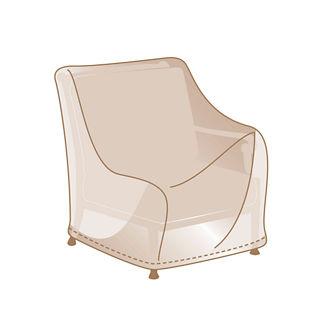 Fleece-lined Universal Modular Chair Cover
