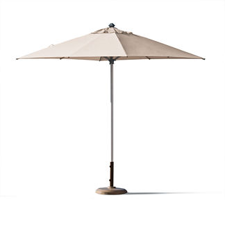 Octagonal Commercial-Grade Outdoor Umbrella