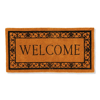 Wayland Welcome Coco Door Mat
