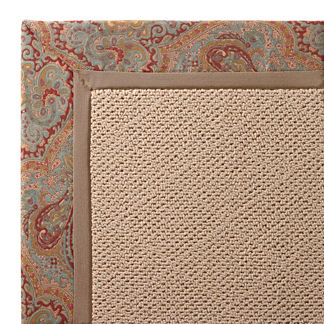Outdoor Parkdale Rug in Symphony Bliss Cane Wicker