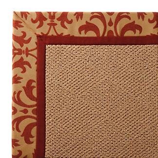 Parkdale Indoor/Outdoor Rug in Softly Elegant Brick