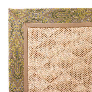 Outdoor Parkdale Rug in Symphony Earth Cane Wicker