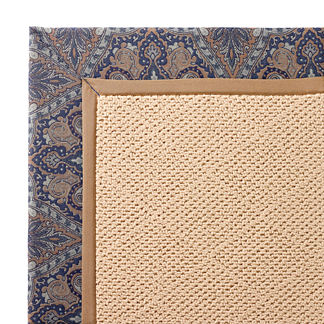 Outdoor Parkdale Rug in Symphony Nautical Cane Wicker