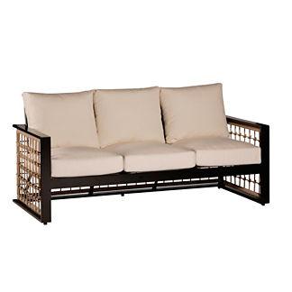 Marina Sofa with Cushions by Summer Classics