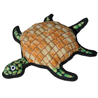 Tuffy Turtle Dog Toy