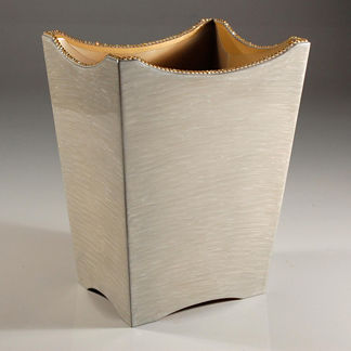 Audrey Waste Basket by Mike & Ally