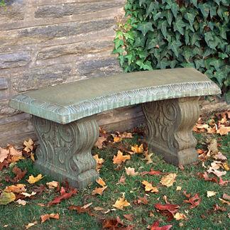 Clara Curved Bench