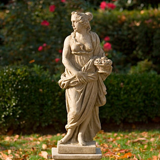 Lady Spring Outdoor Sculpture