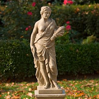 Lady Summer Outdoor Sculpture