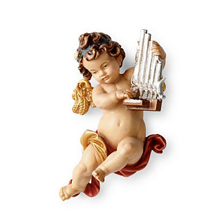 Angel with Pipe Organ Ornament
