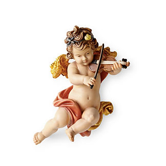 Angel with Violin Ornament