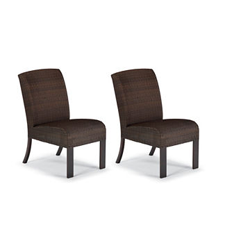 Del Mar Set of Two Dining Side Chairs
